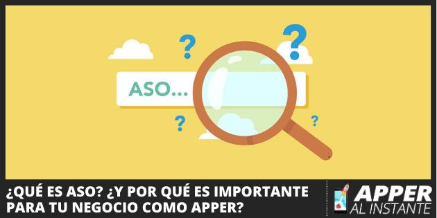 Que es ASO y por que es importante