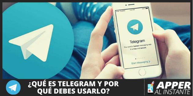 Qué es telegram y por que debes usarlo